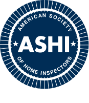 Edward Inspections is certified by ASHI, the American Society of Home Inspectors.