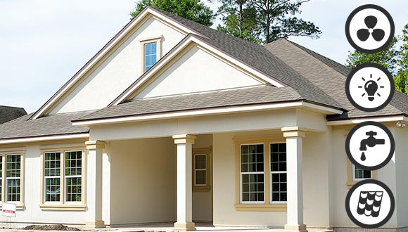 4-Point Home Inspections from Edwards Home Inspection Company