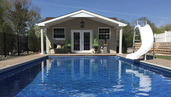 Pool and spa inspection services from Edwards Home Inspection Company