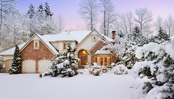 Property winterization service from Edwards Home Inspection Company